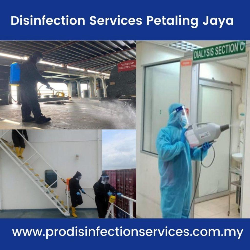 Disinfection Services Petaling Jaya