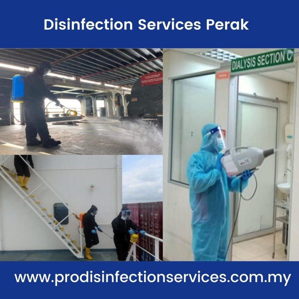 Disinfection Services Perak