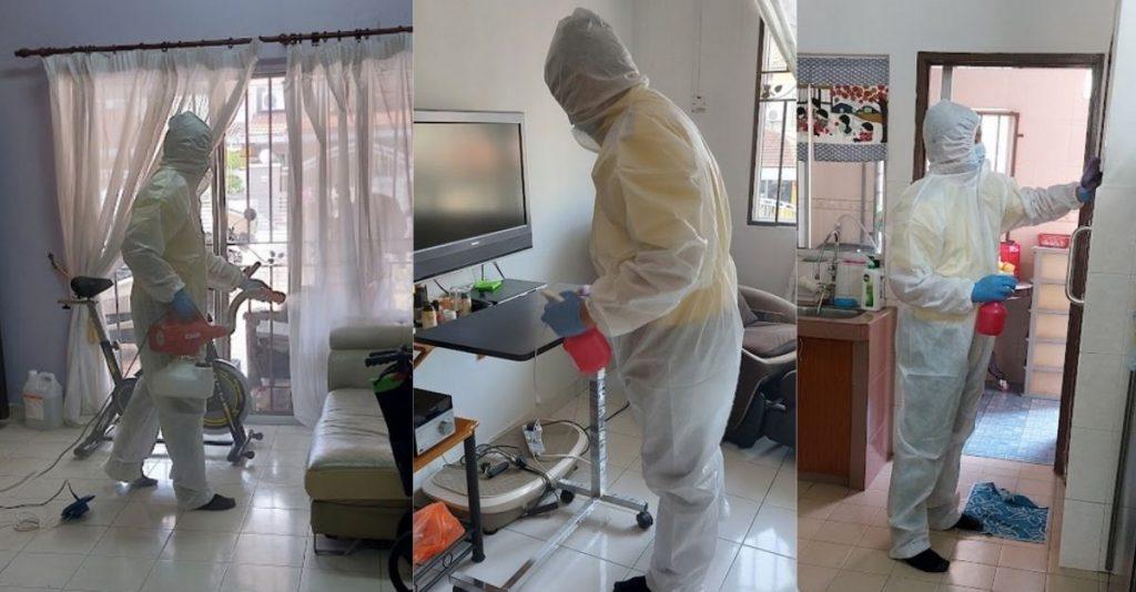 servis sanitasi rumah